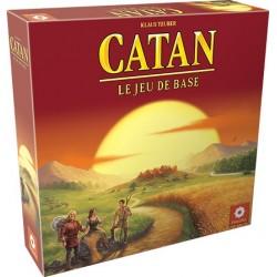Catan, le jeu de base