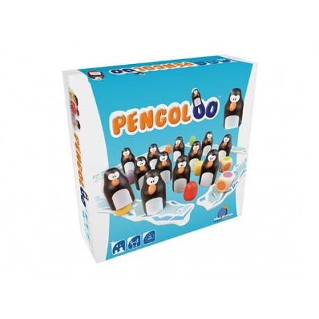 Pengoloo, Blue Orange : mon premier jeu de stratégie pour les enfants