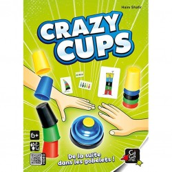 Crazy Cups, Gigamic