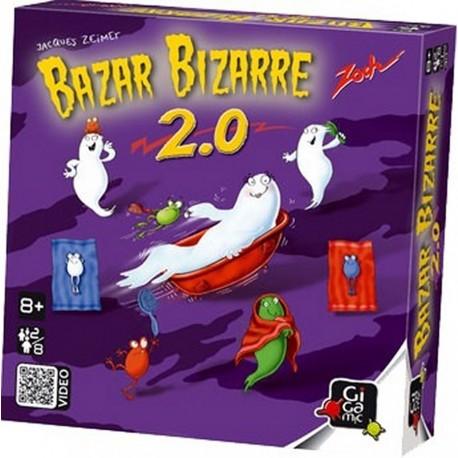 Bazar Bizarre 2.0, Gigamic, une fantômesse arrive au château avec de nouveaux objets pour mettre encore plus le bazar