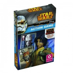 jeu de familles Star Wars Rebelle, Action Game