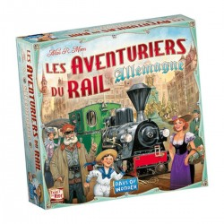 Les Aventuriers du Rail Allemagne, Days of Wonder
