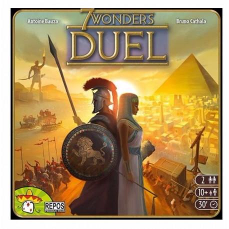 7 Wonders, Duel : 3 Âges pour bâtir sa civilisation !