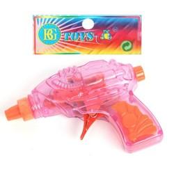 Pistolet spatial étincelles