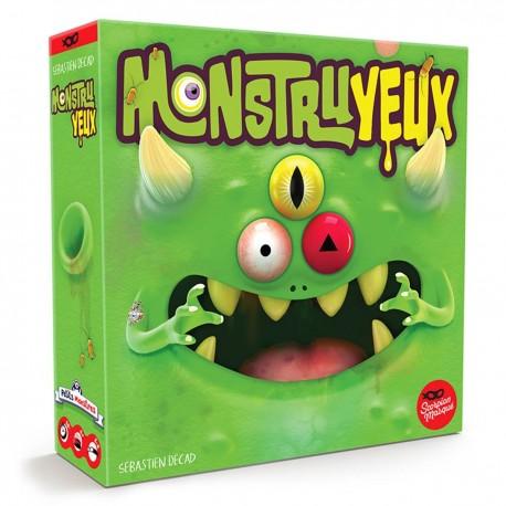 Monstruyeux, le scorpion Masqué