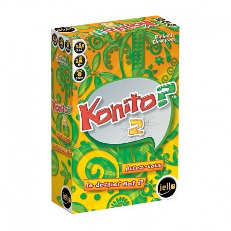 Konito 2, Iello : un konito à emmener partout