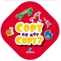 Copy or not Copy, Blue Orange