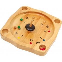 Roulette paysanne en bois