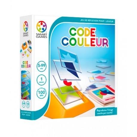 Code Couleur, Smart Games, superposez les couleurs !
