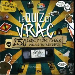 Le Quizz en vrac, 250 questions geek