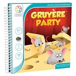 Gruyère Party, magnétique