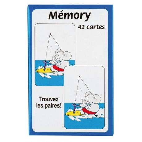Jeu de mémory