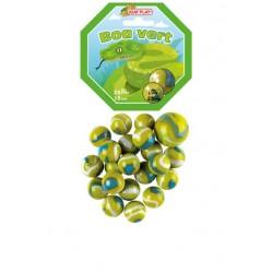 20 billes + 1 calot Boa Vert