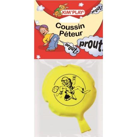 Coussin péteur, 11 cm : jeu rétro, mais toujours aussi rigolo !
