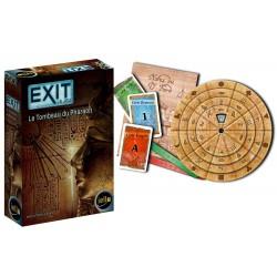 Exit: le tombeau du pharaon (niveau Expert)
