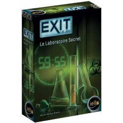 Exit: le laboratoire secret (niveau Confirmé)