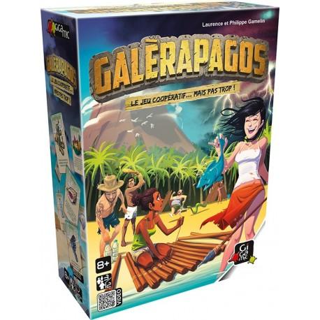 Galerapagos, Gigamic : Un jeu presque coopératif