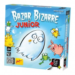 Bazar Bizarre Junior, Gigamic