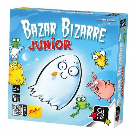 Bazar Bizarre Junior, Gigamic