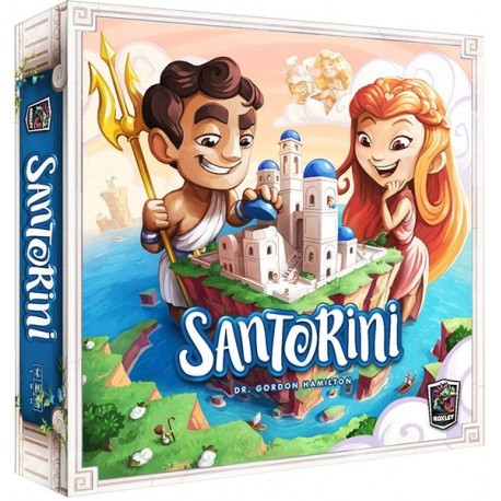 Santorini : saurez vous prendre de la hauteur ?