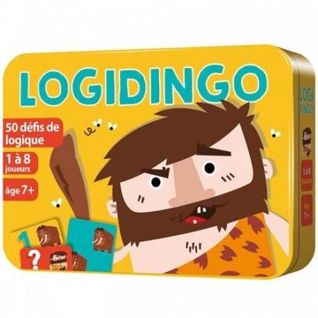Logidingo, Coktail Games, trouvez la bonne logique et passez le défi