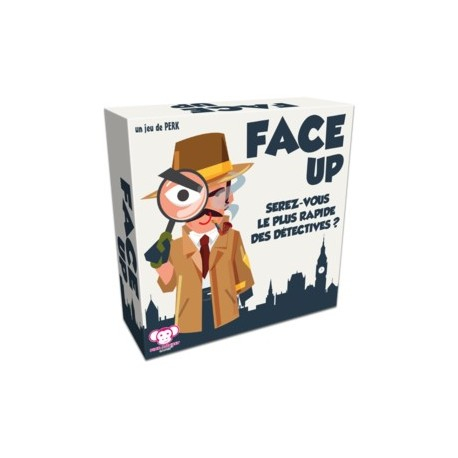 Face Up, Pink Monkey : retrouvez le bon suspect !