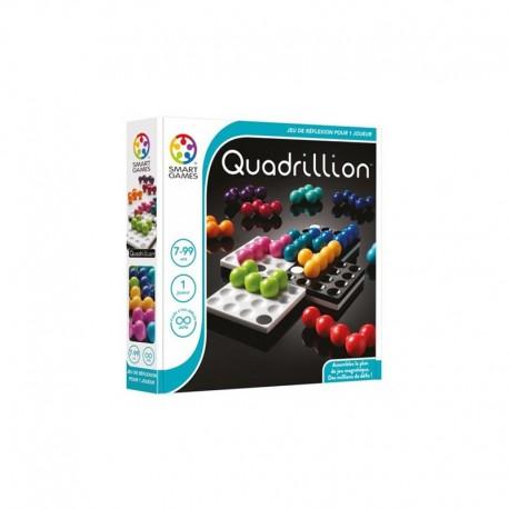 Quadrillion, Smart Games : jouez à l'infini !