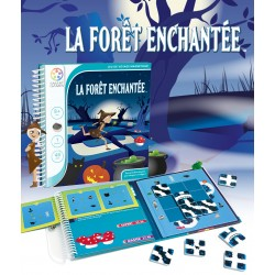 La forêt enchantée, magnétique, Smart Games