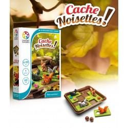 Cache Noisette, Smart Games