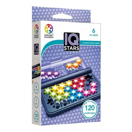 IQ Star, Smart Games : Placerez-vous toutes les étoiles dans le coffret ?