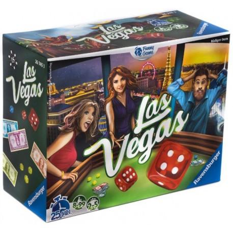 Jeu Las Vegas, Ravensburger, jeu de dés