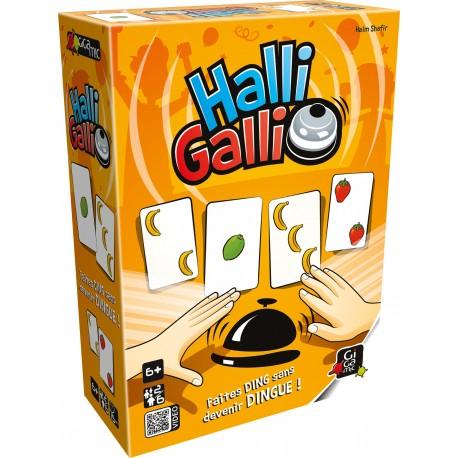 Halli Galli, Gigamic : Le fameux jeu de cartes à sonnette !