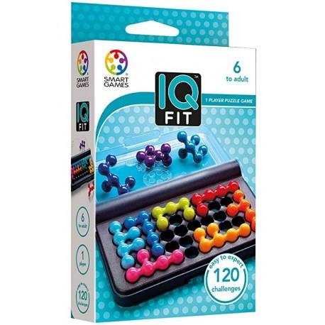IQ Fit, jeu de logique, Smart Games