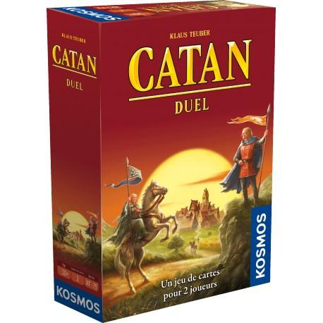 Catan Duel, Kosmos Retrouvez ces mécanismes originels revu et habilement modernisés dans le jeu de cartes exclusivement dédié au