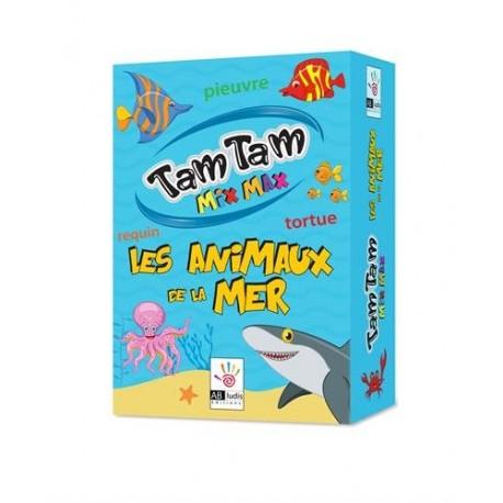 Tam Tam Mix Max: les animaux de la mer