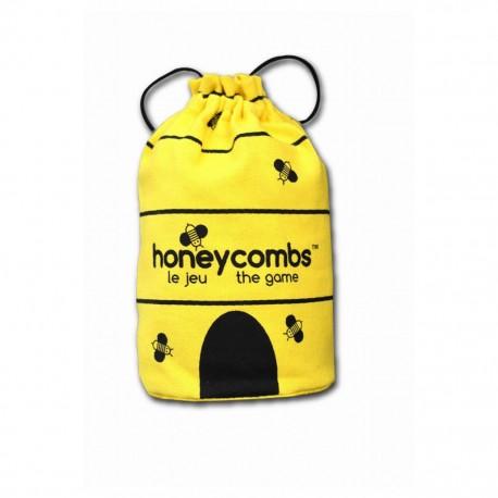 Honeycombs, Bzzz, les abeilles travaillent dur ! Aidons les à recomposer leur ruche...
