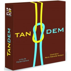 Tandem : Jeu d'association, de vocabulaire et d'imagination