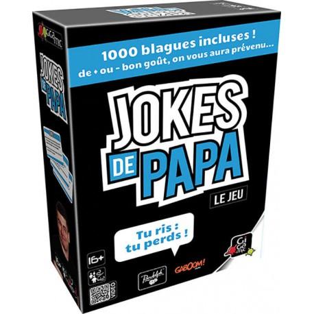 Jokes de Papa !, Gigamic, jeu d'ambiance, soirée entre amis