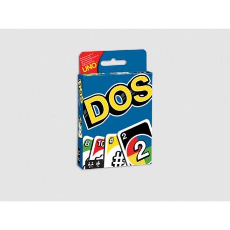 jeu du Dos, Mattel : associez les cartes par les chiffres !