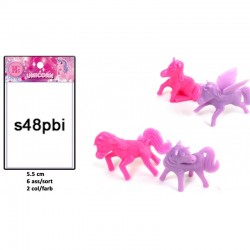 Animal licorne poney 5,5 cm