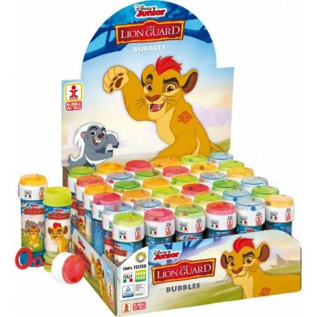 Bulles de savon Le Roi Lion, 60 ml
