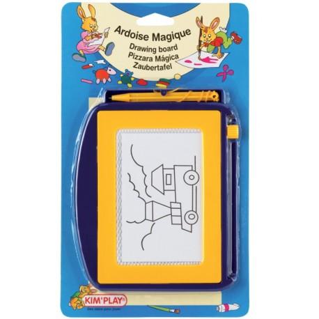 Ardoise magique : dessinez, effacez, c'est infini !