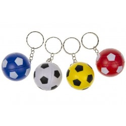 porte clé ballon 4 cm, ballon en mousse