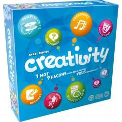 Creativity, éditions jeux MHR