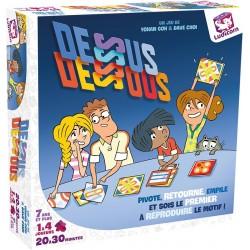 Dessus Dessous, éditions Ludicorn