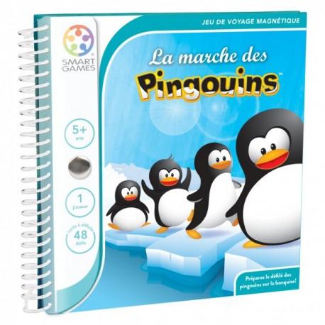 la marche des pingouins, Smart Games, magnétique