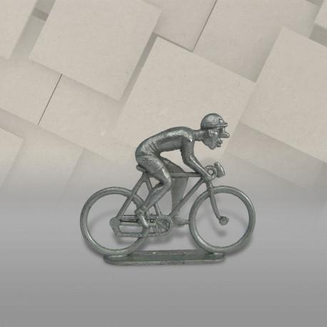 Cycliste métal plat sprinteur brut Long Nez Miniatures « LN »