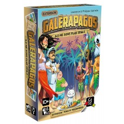 Galerapagos, extension Tribus et personnages, Gigamic