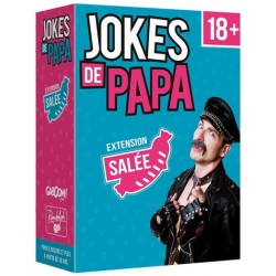 Jokes de Papa !, Gigamic, extension salée