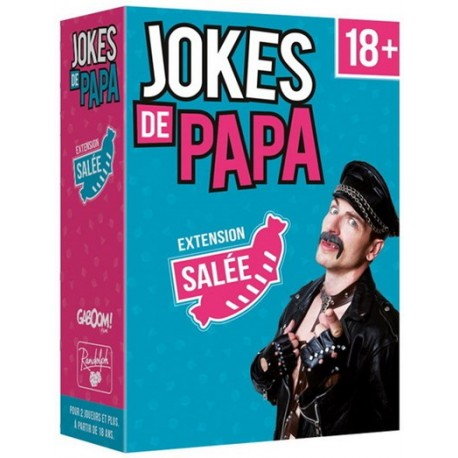 Les Jokes de papa !, Gigamic : extension salée.